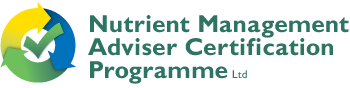 Nutrient Management Adviser Certification Programme